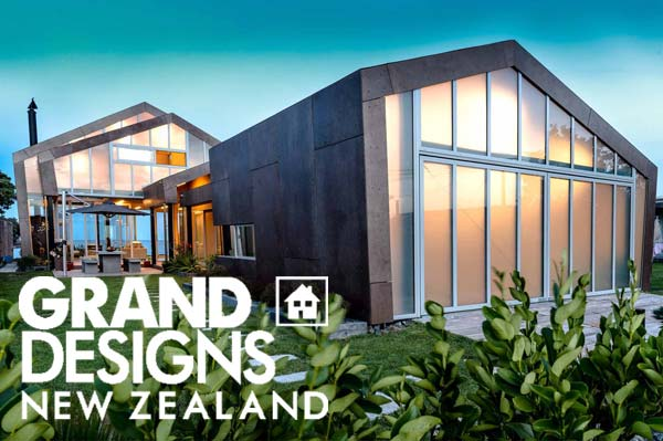 Grand Designs NZ - Whales Tail House in Taiharuru