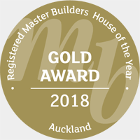 Registered Master Builders House of the Year - Gold Award