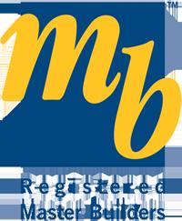 Registered Master Builder logo